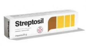 Streptosil Neomicina Unguento 2%+0,5% 20 g