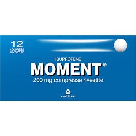 Moment 200 mg 12 Compresse