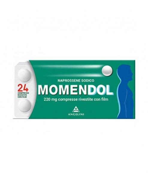 Momendol 220 mg 24 Compresse