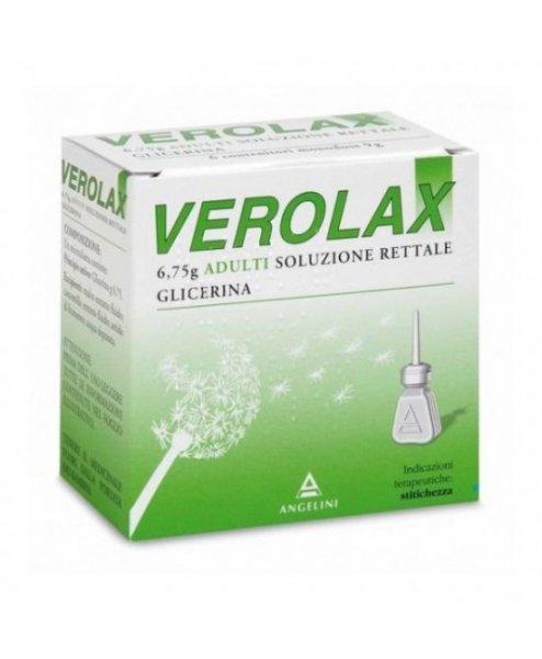 VEROLAX AD RETT 6CLISMI 6,75G