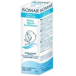 Isomar spray acqua di mare per naso e orecchie