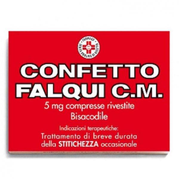 CONFETTO FALQUI CM 20 COMPRESSE 5MG