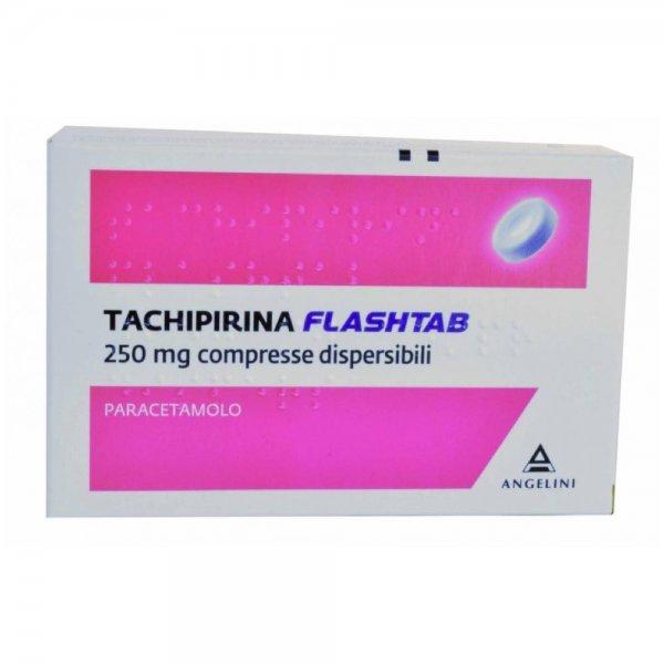 Tachipirina FalshTab 250 mg 12 Compresse
