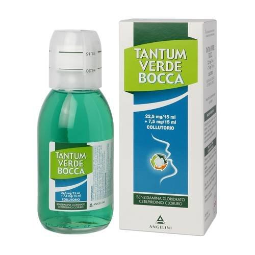 TANTUM VERDE BOCCA COLLUTORIO 240ML