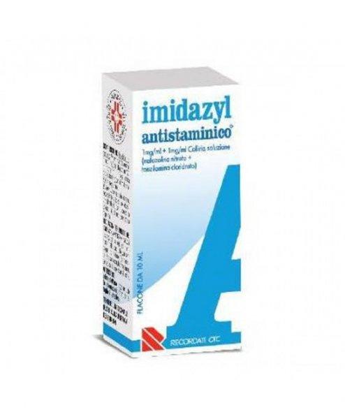 IMIDAZYL ANTISTAMININCO COLLIRIO 1FL 10ML