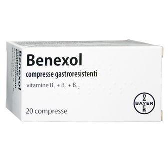 BENEXOL*FL 20COMPRESSE