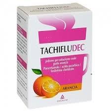 Tachifludec Gusto Arancia 10 Bustine