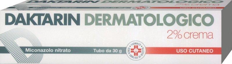 DAKTARIN*CREMA DERMATOLOGICA 30G 2%