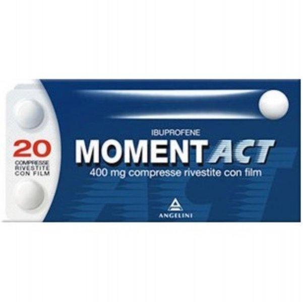 MomentAct 400 mg 20 Compresse