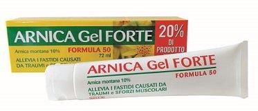 SELLA ARNICA 10% GEL FORTE 60ML
