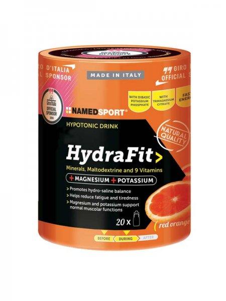 Named Sport Hydrafit Red Orange 400g