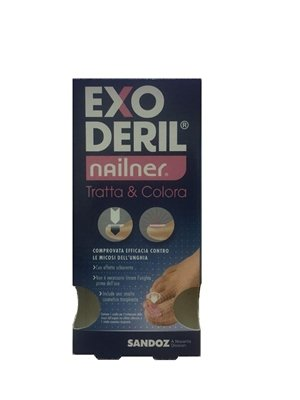 Exoderil Nailer Tratta e colora 2x5ml