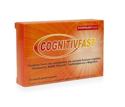 COGNITIV FAST 20CPS