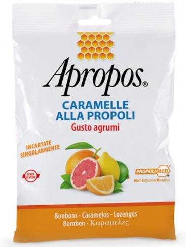 Apropos Caramelle alla Propoli Gusto Agrumi