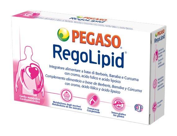REGOLIPID 30COMPRESSE Vegan ok
