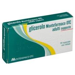 GLICEROLO ADULTI 18 SUPPOSTE