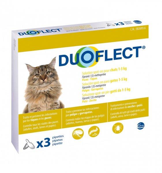 Duoflect 3 pip 0.4ml spot on gatti