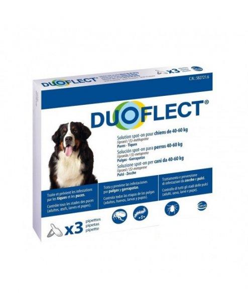 DUOFLECT 3 PIPETTE 4.24ML PER CANI DA 40-60KG