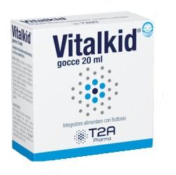 VITALKID GOCCE 20ML