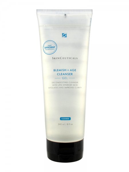 SKINCEUTICALS BLEMISH+AGE CLEANSING GEL 240ML