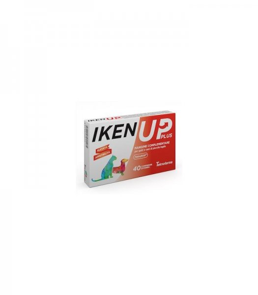 Iken Up Plus Cani e Gatti 40 Compresse