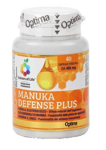 OPTIMA MANUKA DEFENSE PLUS 40CPS