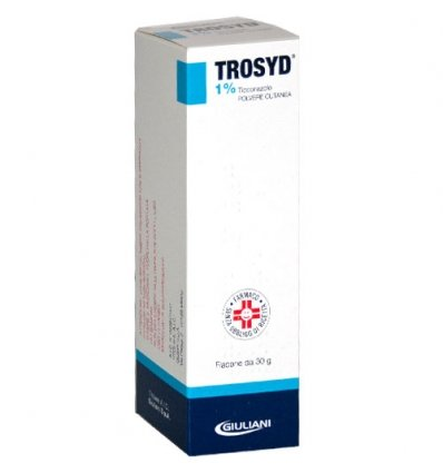 TROSYD POLVERE CUTANEA 30G 1%
