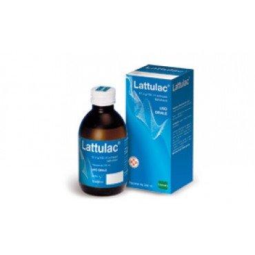 LATTULAC SCIROPPO 200ML 67G/100ML