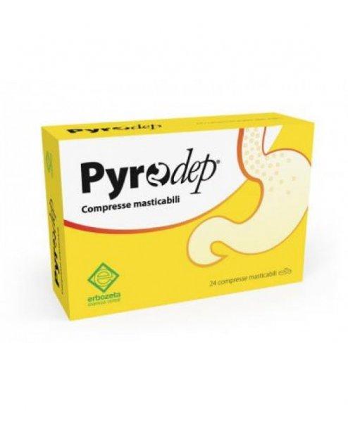 PYRODEP 24 COMPRESSE