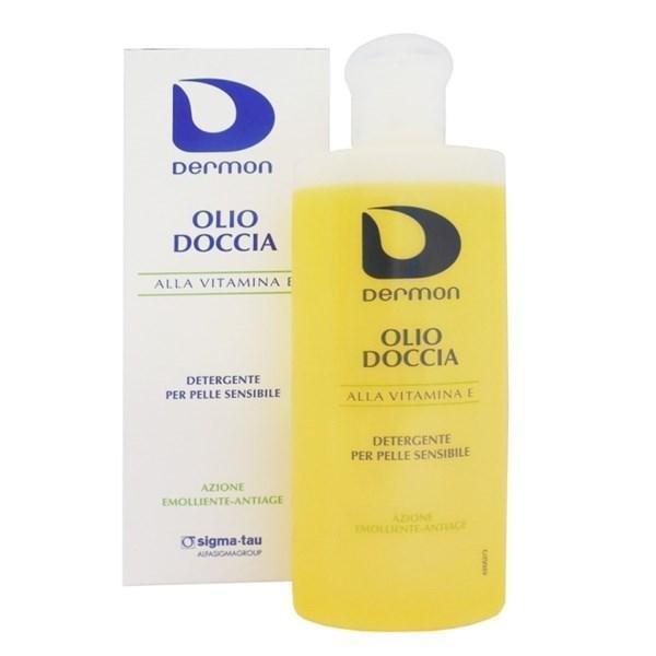 Dermon Olio Doccia Vitamina E 200 ml