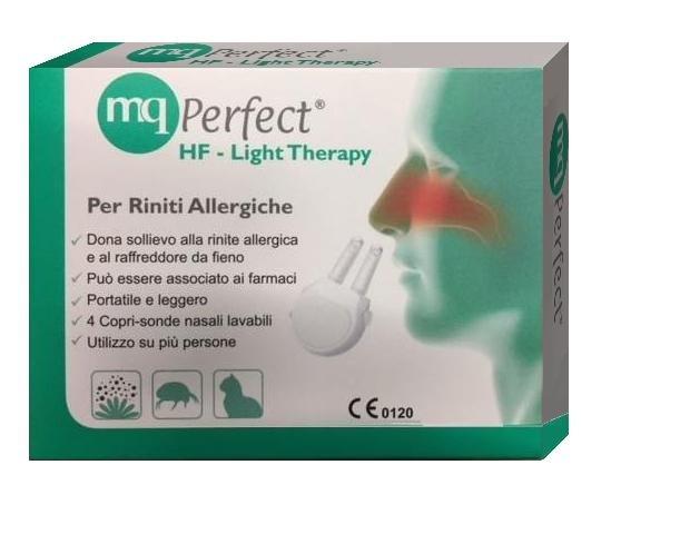 MQ 125 PERFECT HF LIGHT THERAPY per riniti allergiche