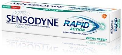 Sensodyne Rapid Action Extra Fresh 75 ml