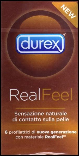 Durex Real Feel 6pz