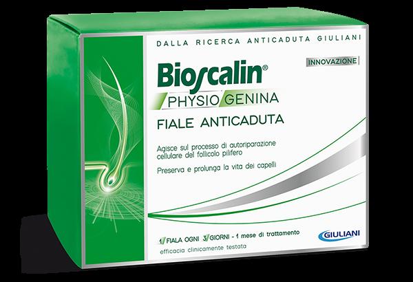 BIOSCALIN PHYSIOGENINA 20 FIALE (DISPONIBILE 1 PEZZO)