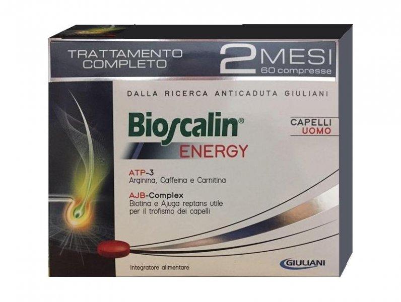 BIOSCALIN ENERGY 60 COMPRESSE 2 MESI DI TRATTAMENTO