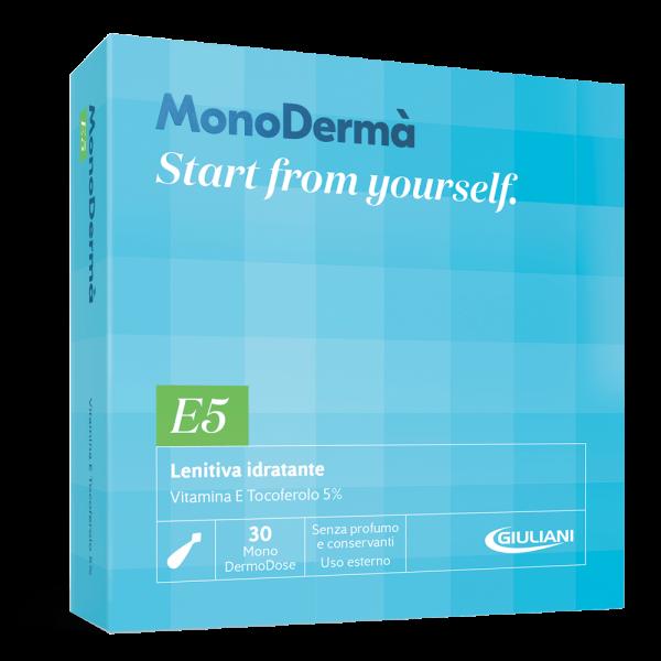 MONODERMA VITAMINA E TOCOFEROLO 5 LENITIVA IDRATANTE 28 MONODERMODOSE(disponibili 3 pezzi)