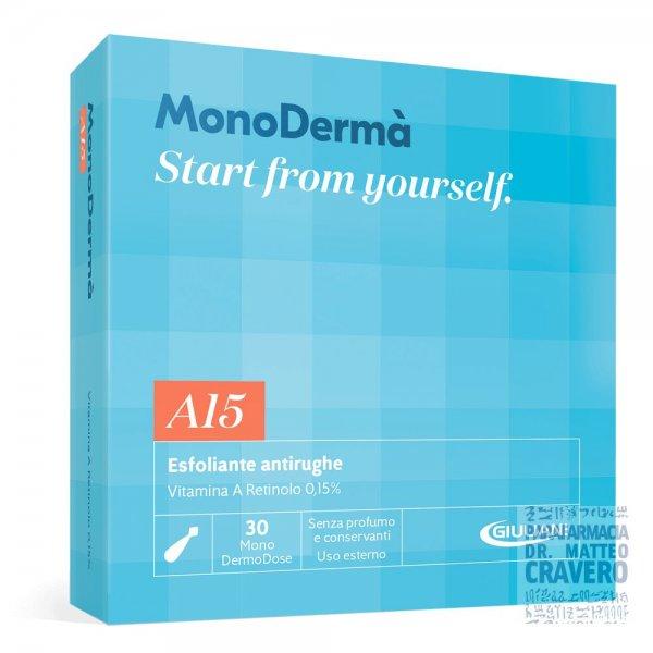 MONODERMA VITAMINA A RETINOLO 0.15 ESFOLIANTE ANTIRUGHE 28 MONODERMODOSE