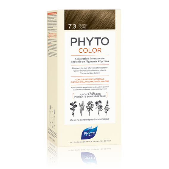Phyto PHYTOCOLOR 7.3 BIONDO DORATO
