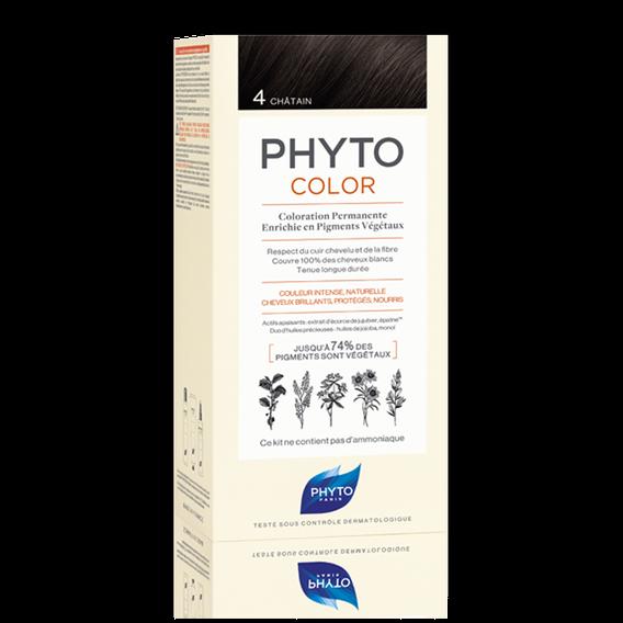 Phyto PHYTOCOLOR 4 CASTANO