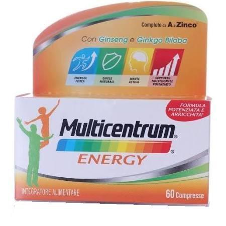 MULTICENTRUM  ENERGY 25CPS