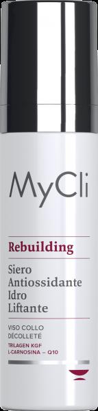 MYCLI LIFTABLE REBUILDING SIERO ANTIOSSIDANTE VISO,COLLO, DECOLLETE' 50ML