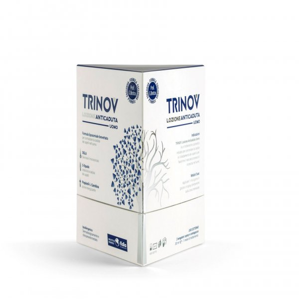 Trinov Lozione Anticaduta Uomo 30 ml (scadenza 12/21 disponibili 2 pezzi)