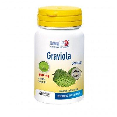 LONGLIFE GRAVIOLA 60 CAPSULE