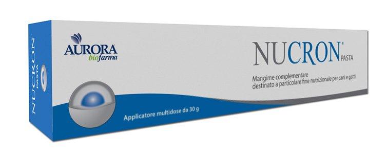 NUCRON PASTA mangime complementare 15G