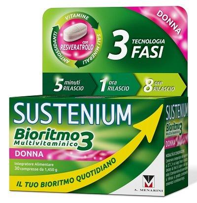 SUSTENIUM BIORITMO3 DONNA 30CPR