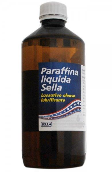 PARAFFINA LIQUIDA 250ml