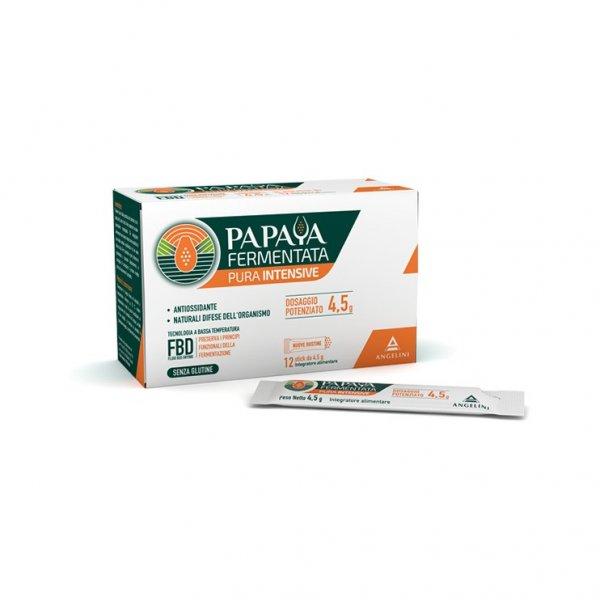 Papaya Fermentata Pure Intensive 12 Bustine Antiossidante