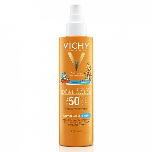 VICHY CAPITAL SOLEIL SPRAY DELICATO BAMBINO SPF50+ 200ML
