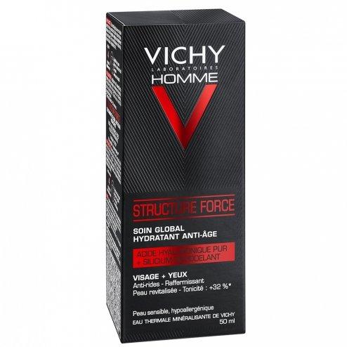 Vichy Homme Structure Force 50 ml Idratante Antietà