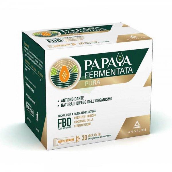 Papaya Fermentata Pura 30 Bustine Difese Immunitarie